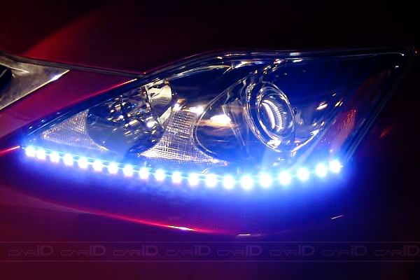 eyebrow lighting product light atmosphere lights running guide tears of lamp modified lot silicone car daytime store headlamps wholesale long led