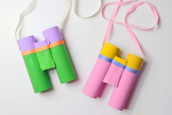 13 Loom Knitting Projects For Beginners Binoculars For Kids
