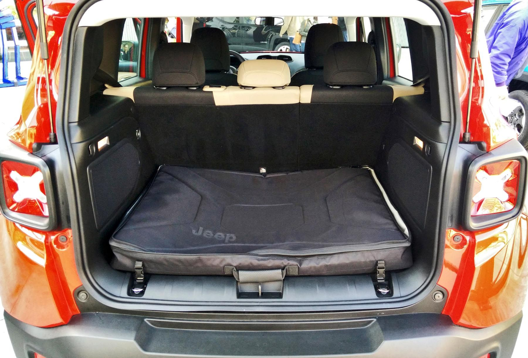 2016 Jeep Renegade Cargo Area Pics Yahoo Image Search Results