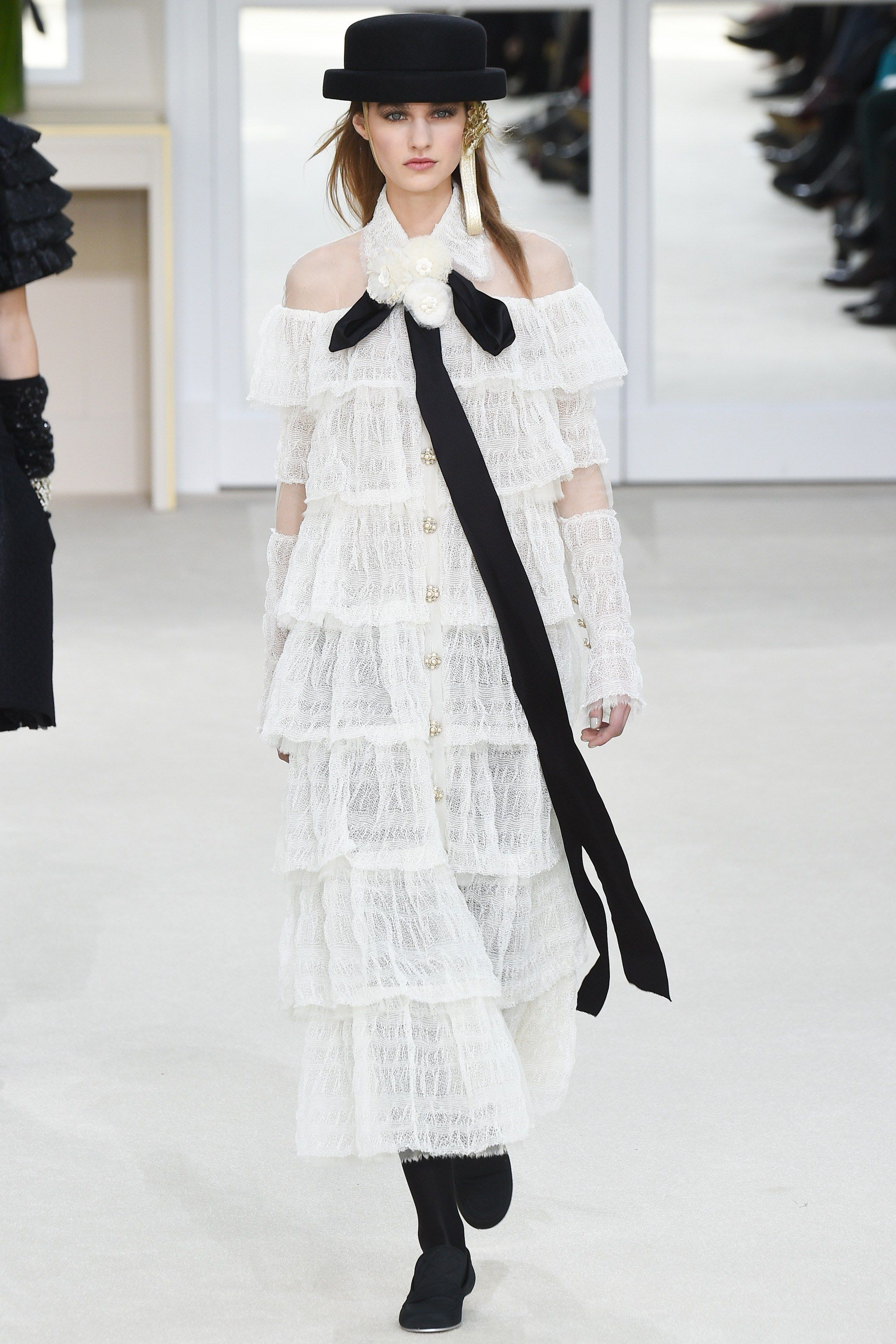 Ready-to-wear /16 fall-winter chanel show rare photo