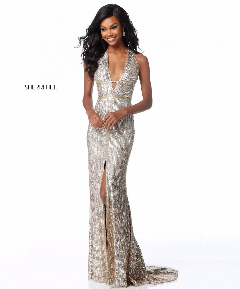 Sherri Hill 51752 Sherri Hill Orlando Prom and Pageant Dress Online ...