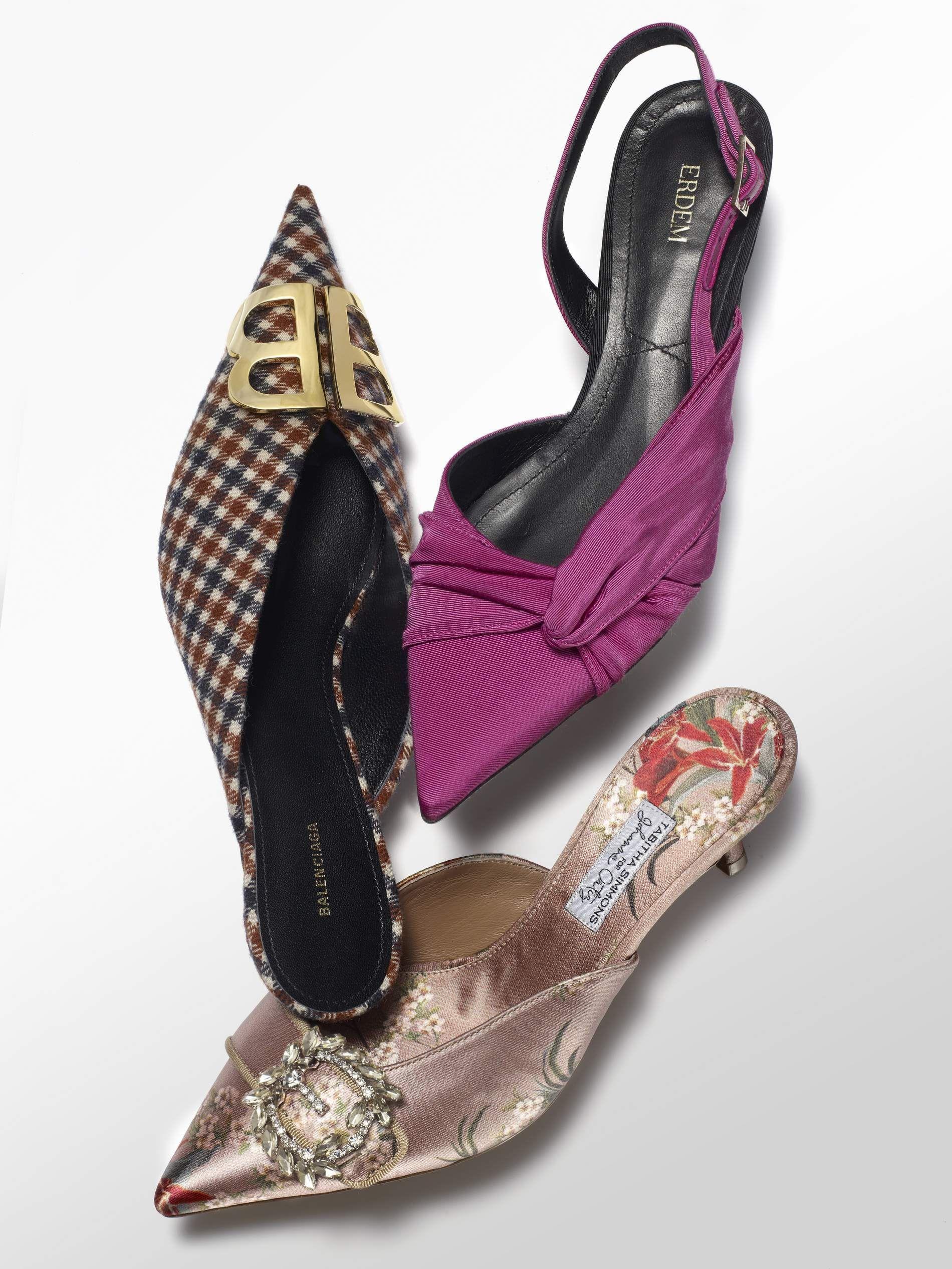 10 Of The Best New Season Kitten Heels We Love Heels Kitten Heel Shoes Fashion Heels