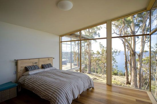 Large Windows For Homes large windows for homes   contemporary wooden house with large