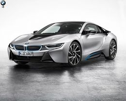 New cool HD Wallpapers of BMW i8 Concept For Desktop