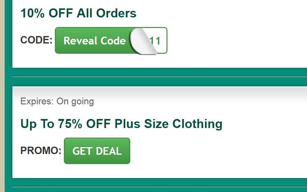 venus clothing coupon codes