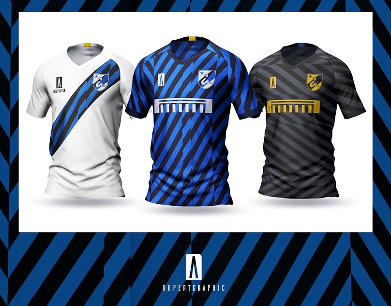 Inter Diagonal Concept 20 21 Sports Jersey Design Jersey Design Classic Shirt