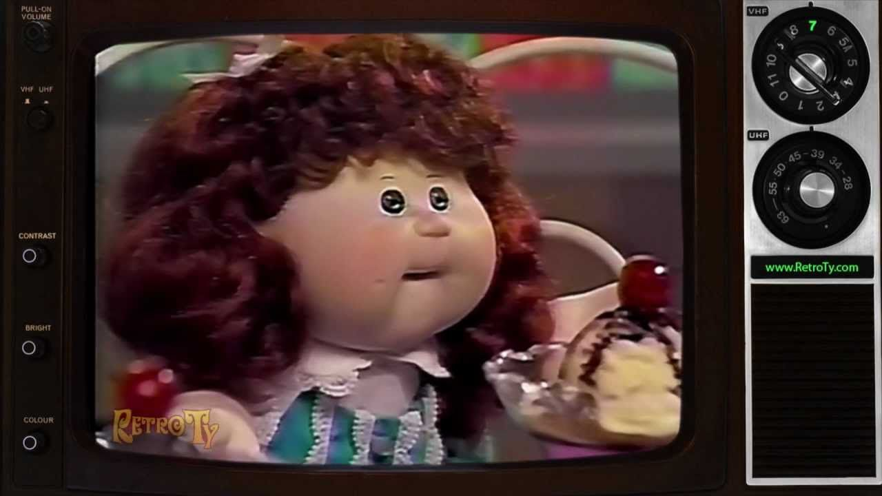 1987 Cabbage Patch Kids Talking Dolls Youtube Cabbage Patch Kids Patch Kids Kids Talking