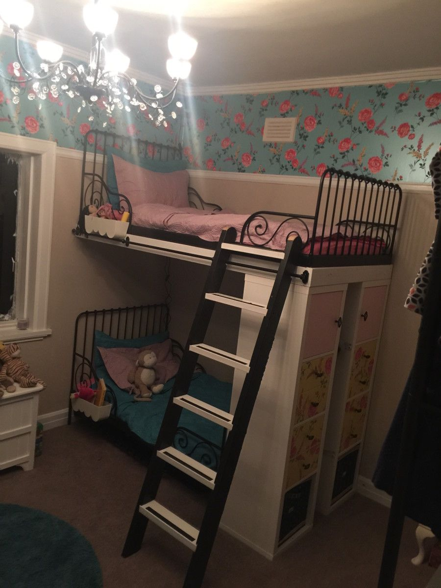 IKEA Minnen Bed Bunks With Extras