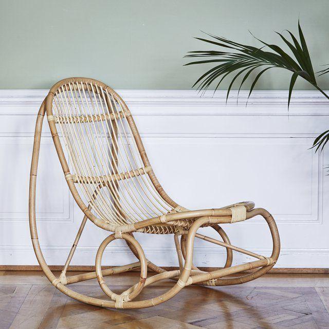 12 Rocking Chair Pour Chiller Tout L Hiver Mobilier De Salon Deco Coocooning Et Fauteuil Rotin