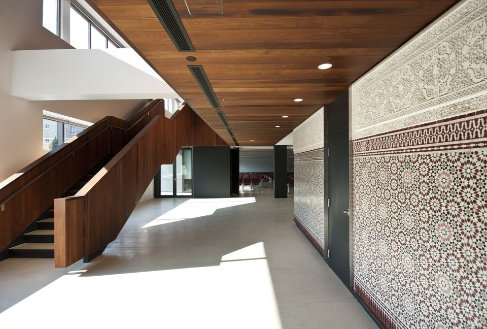 Maison du Maroc / ACDF* Architecture, Interiors and Interior stairs