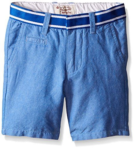Penguin Toddler Boys Oxford Short Daphne Blue 3T >>> You can get additional details at the image link.Note:It is affiliate link to Amazon.