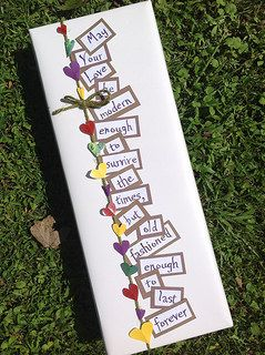 Fall Wedding Gift Wrap #weddingfall