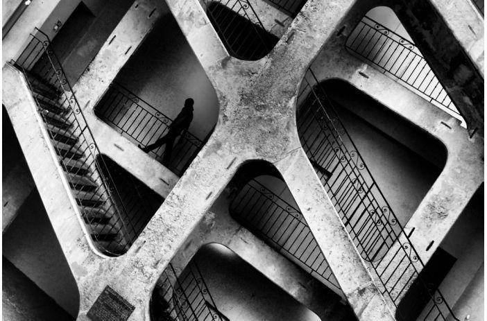 Hommage à Escher - ezekiel