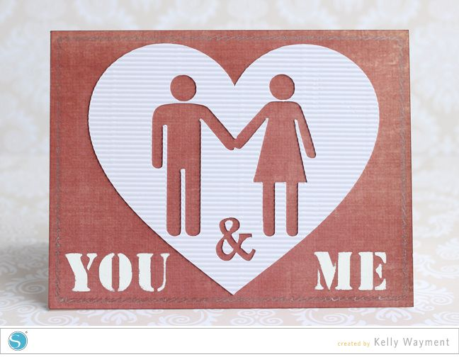 You & Me Card   Kelly Wayment