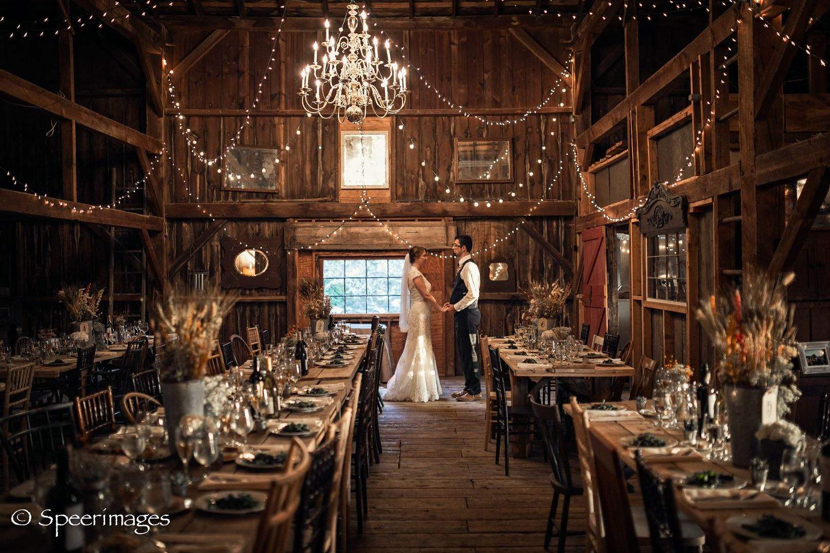 Local Wedding Venues Near Me: The Loft At Jack's Barn