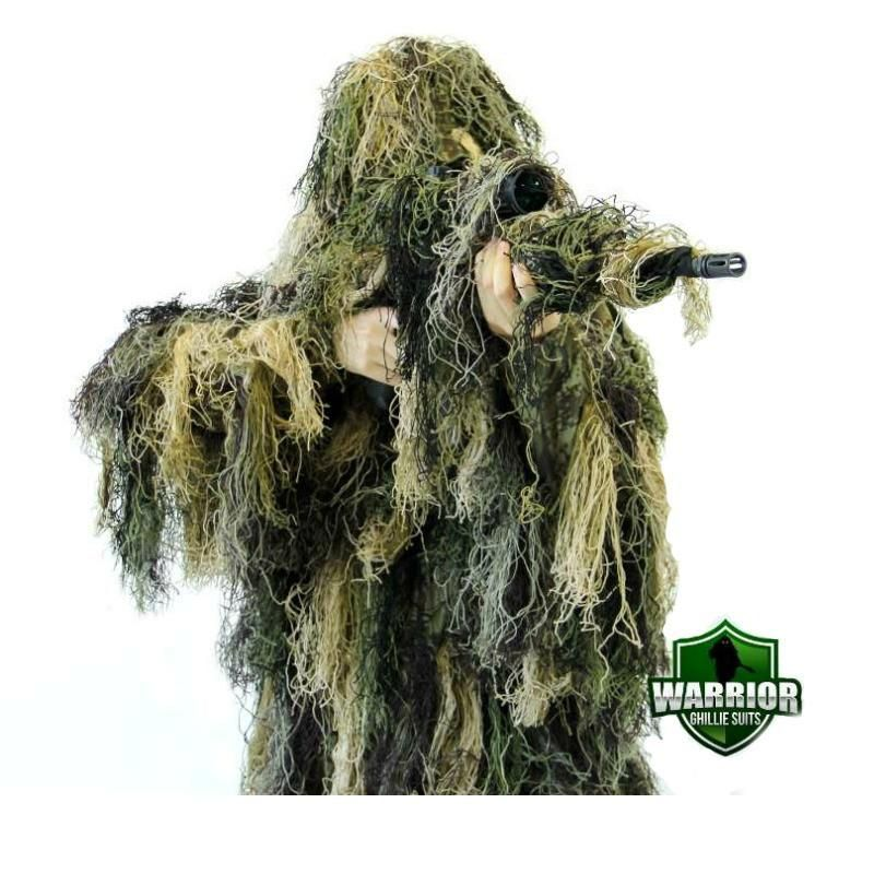 Ghillie Suit Thread Lightweight Synthetic Ghillie Thread to Build Your own Ghillie Suit