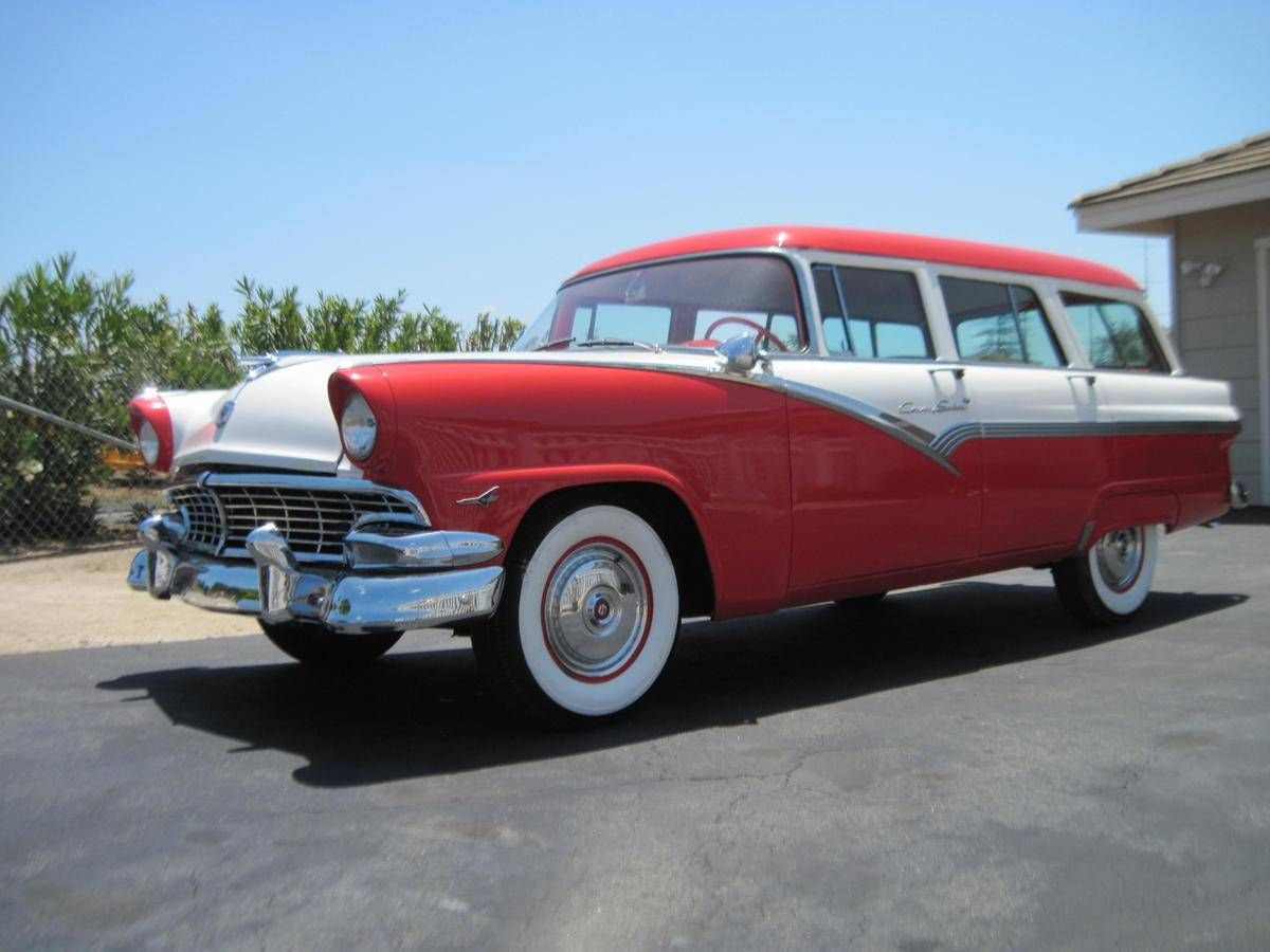 The seller of this 1956 ford country sedan station wagon for sale on hemmings com makes absolutely no claims of originality
