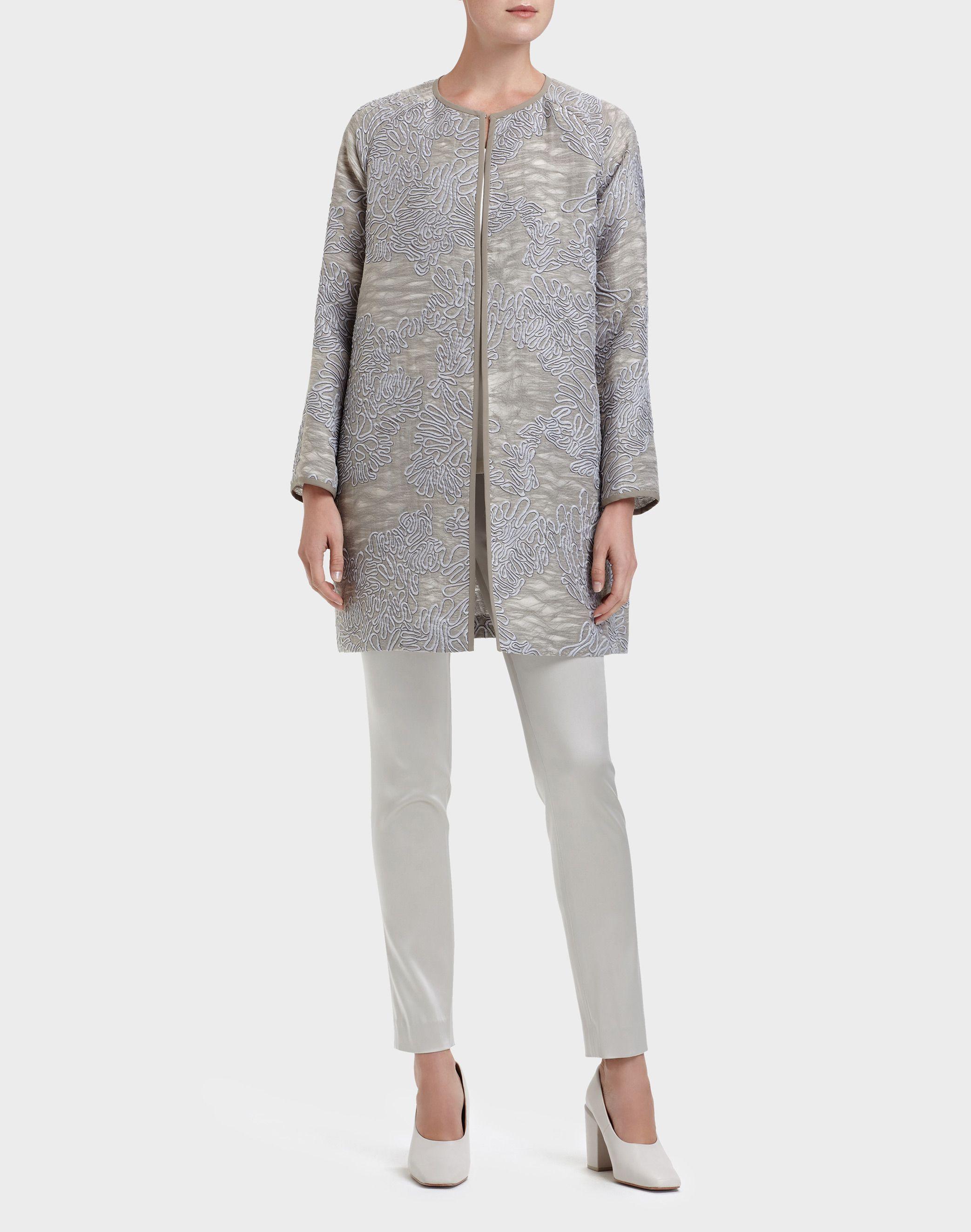 Savoire Faire Scroll Berkeley Jacket - All Sale - Sale - Collection | Lafayette 148 New York
