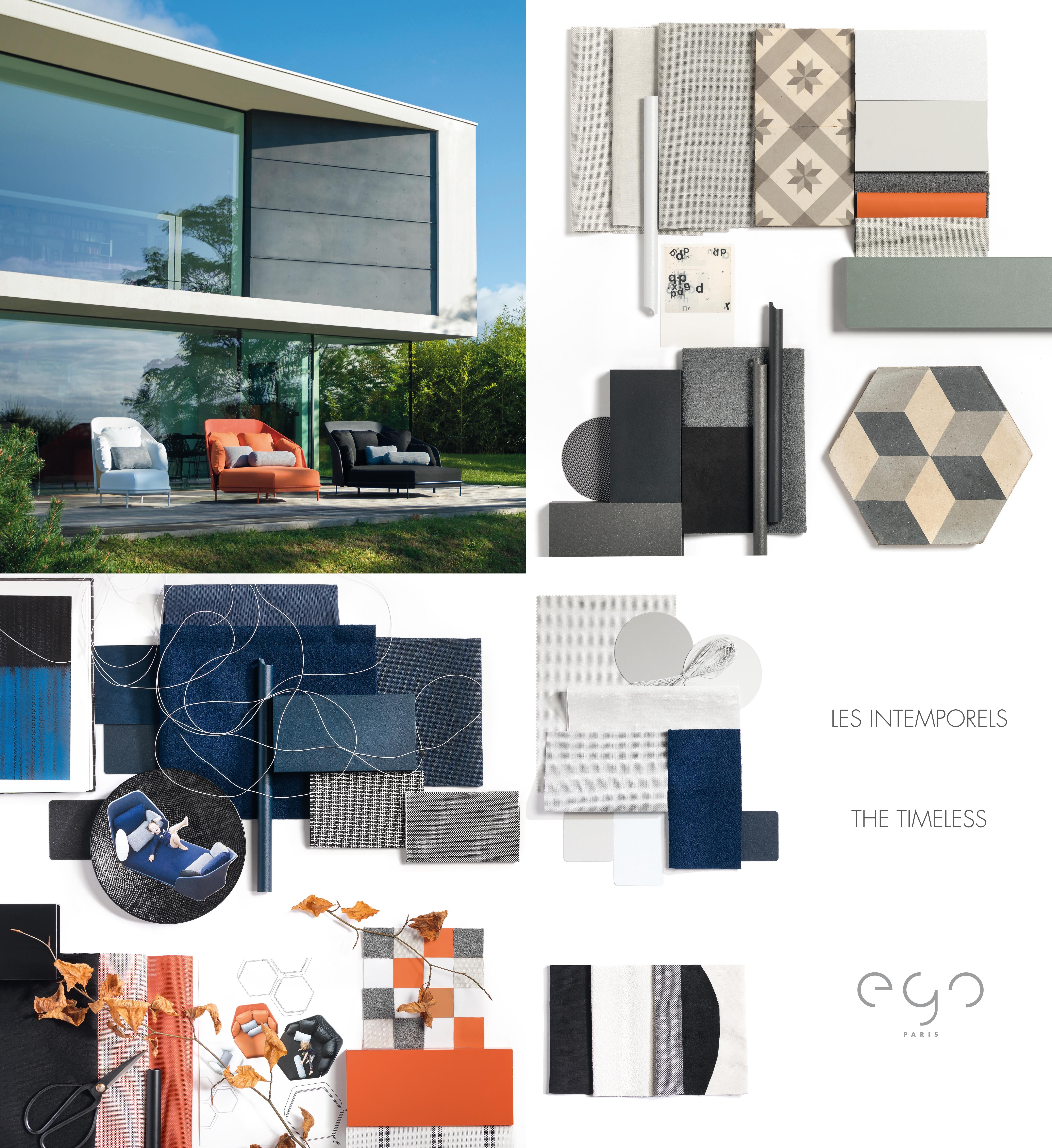 Moodboard N°2 : The Timeless Hive By Fabrice Berrux #moodboard #design #