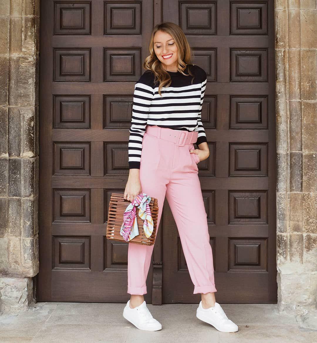 Estos Son Los Pantalones De Zara Que Estan Arrasando En Instagram Ellespain 2020 Zara Verano Instagram