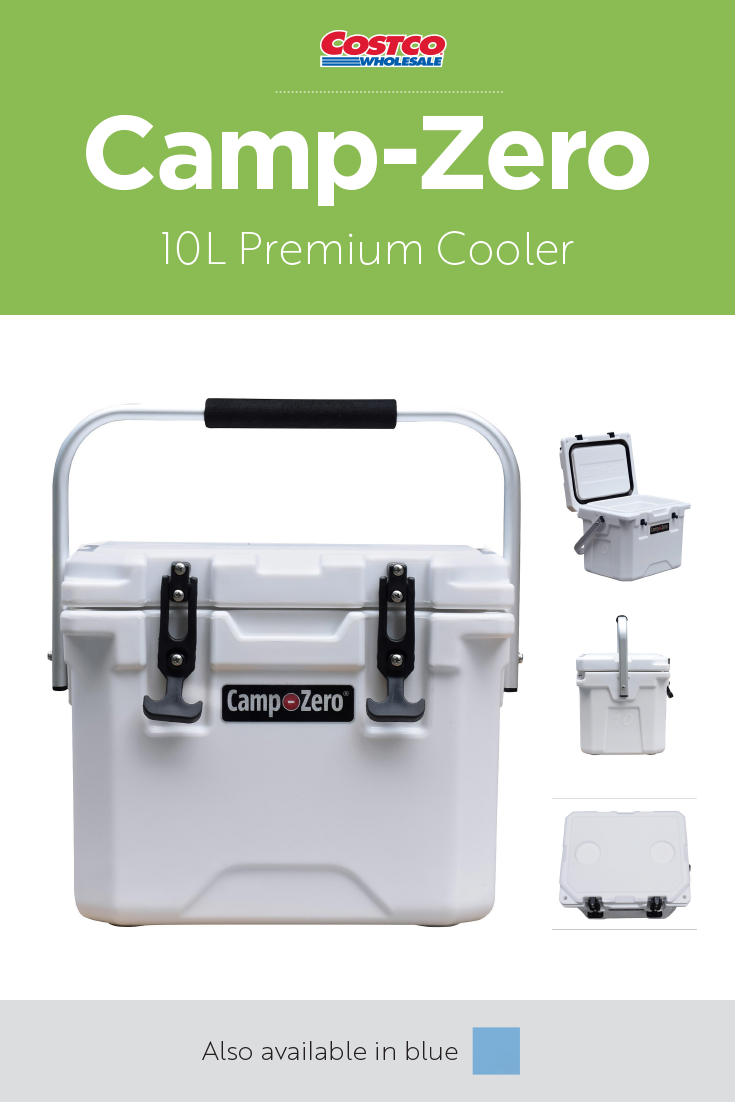 Camp Zero 10l Premium Cooler Cooler Camping Lunch Cooler