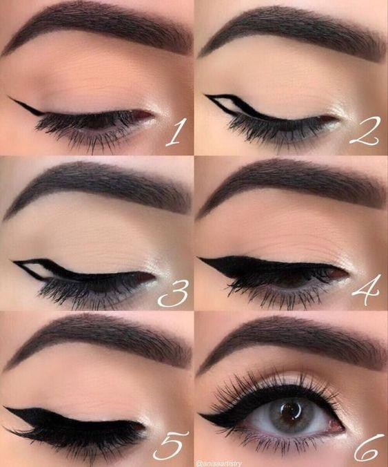 Photo of Diferentes formas de dibujar tus ojos y obtener un maquillaje único