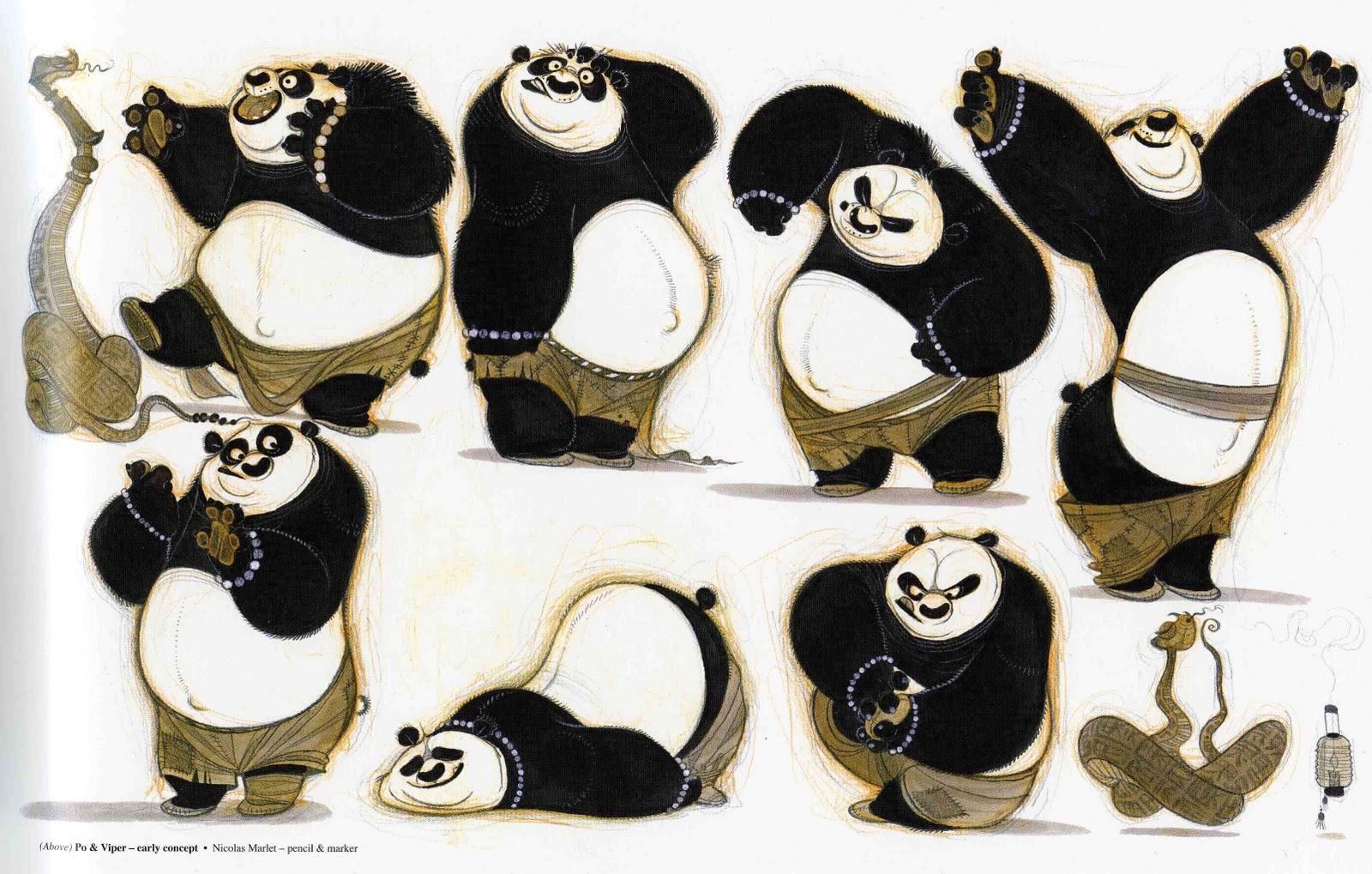 Kung Fu Panda Characters Design Pesquisa Google Kung Fu Panda Panda Artwork Character Design