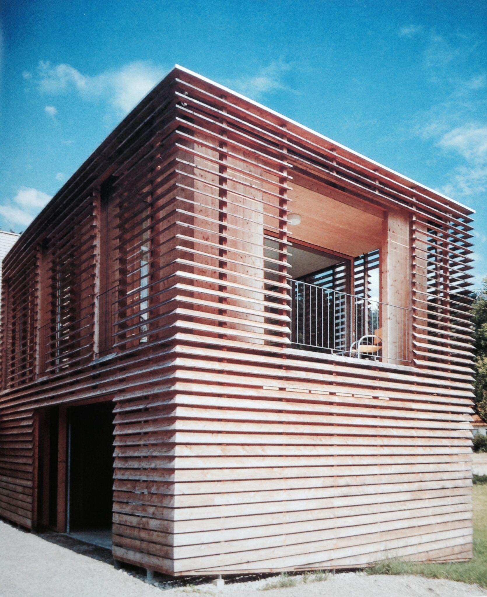 Kern house. Carlo baumschlager and dietmar Eberle | casa | Pinterest ...