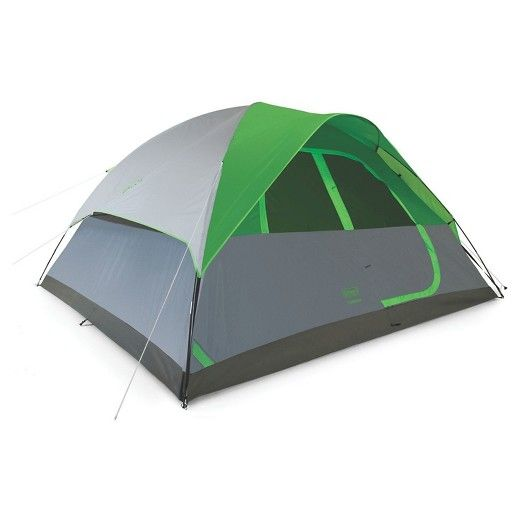 Coleman® Flatwoods II 8-Person Dome Tent - Gray/Green  sc 1 st  Pinterest & Coleman® Flatwoods II 8-Person Dome Tent - Gray/Green | Dome tent ...