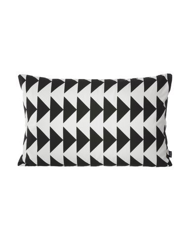 Negozio Di Cuscini.Ferm Living Unisex Pillow White Cuscini Decorazioni Piume