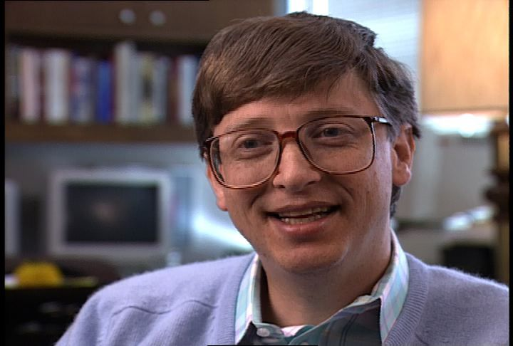 Full-length interview with Bill Gates. Bill Gates is the co-founder of the software company, Microsoft. Portions of this interview were featured in episodes from the WGBH/BBC Series, The Machine That Changed The World. WGBH Open Vault