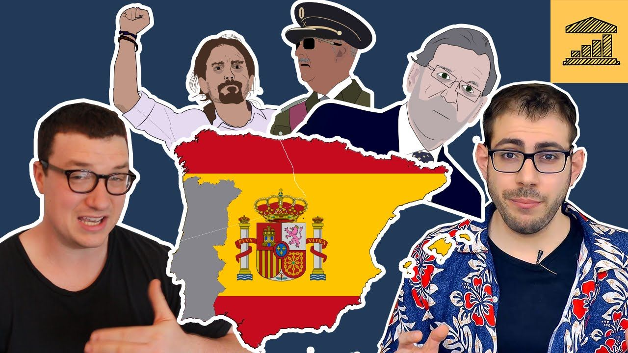 Spanish Election Crisis Explained For Americans (ft. Visual Politik)