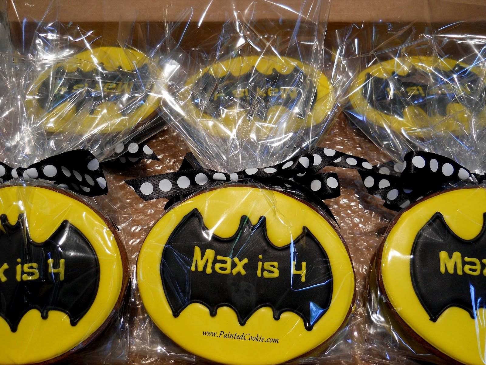 Batman Favors