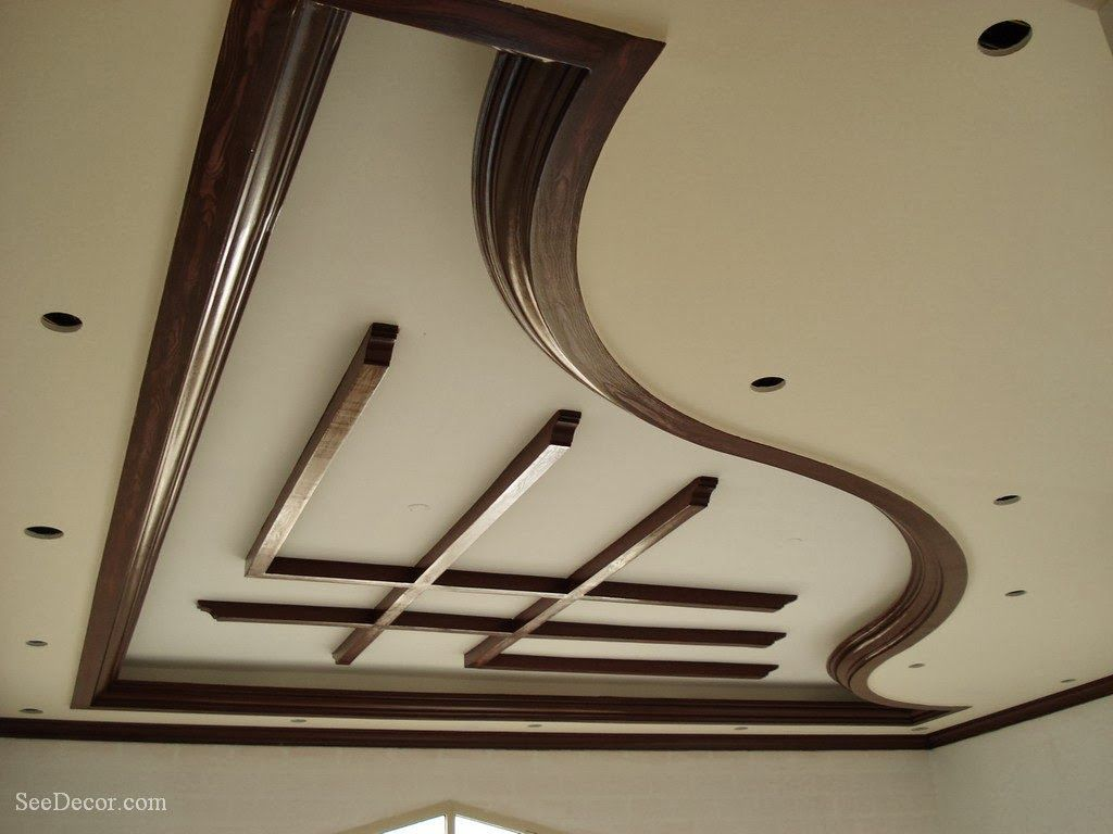 Modern False Ceiling Designs For Living Room Interior