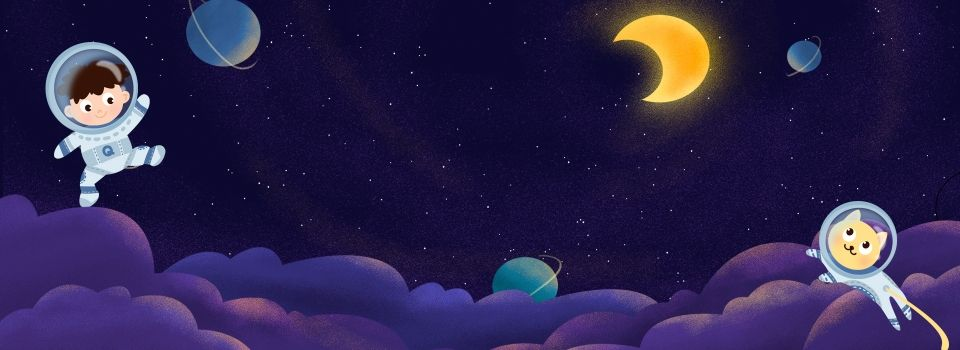 الغلاف الجوي سماء الليل الخلفية Star Background Stars And Moon Space Stars
