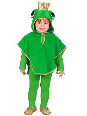 Prinse Frog Overdel - BlikfangsKostumer.dk  sc 1 st  Pinterest & Prinse Frog Overdel - BlikfangsKostumer.dk | Little mermaid costumes ...
