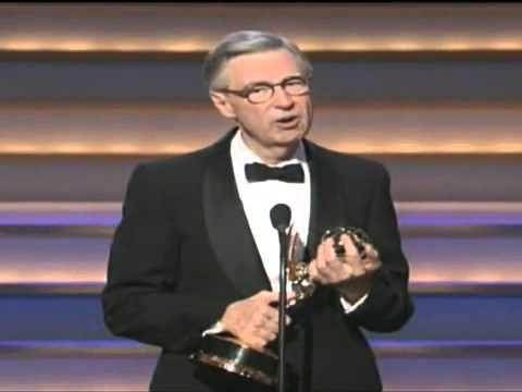 Mr Rogers Last Words Youtube Mr Rogers Fred Rogers Mr