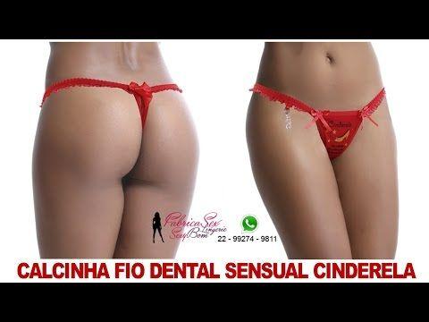 8679929f4 CALCINHA FIO DENTAL SENSUAL CINDERELA