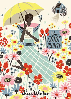 Marijke Buurlage | The Color Purple | →illustrations and art in ...