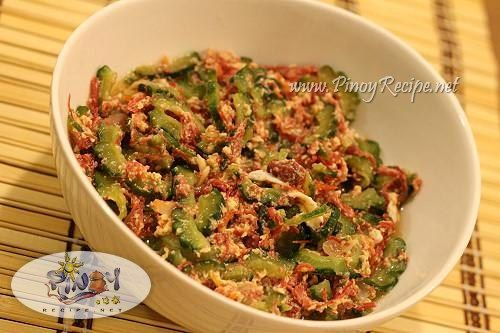 Ginisang Ampalaya With Corned Beef Recipe Or Corned Beef Ampalaya Http Www