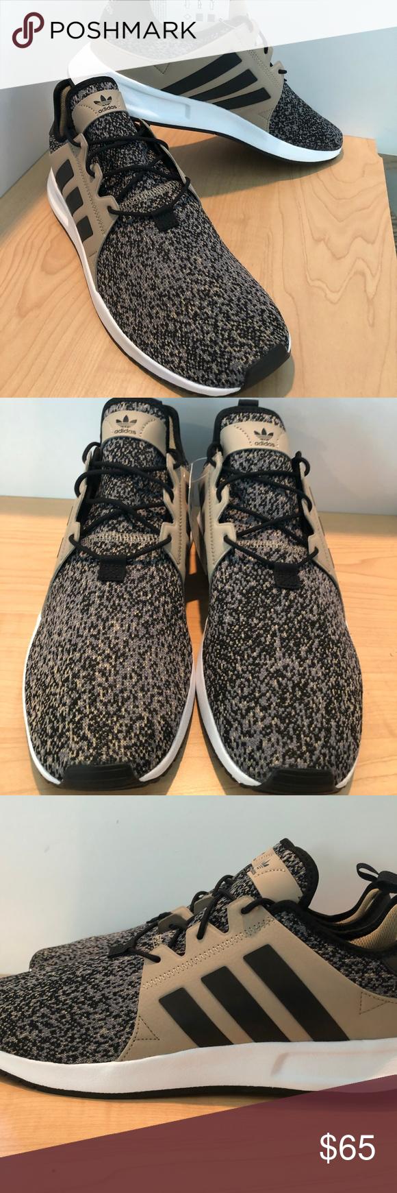 Adidas XPLR Khaki/Black/White Athletic