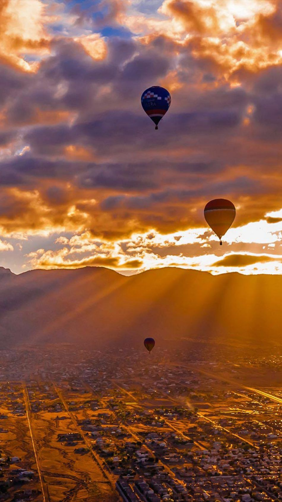 Hot Air Balloons Clouds Sunset Balloon Clouds Air Balloon Air