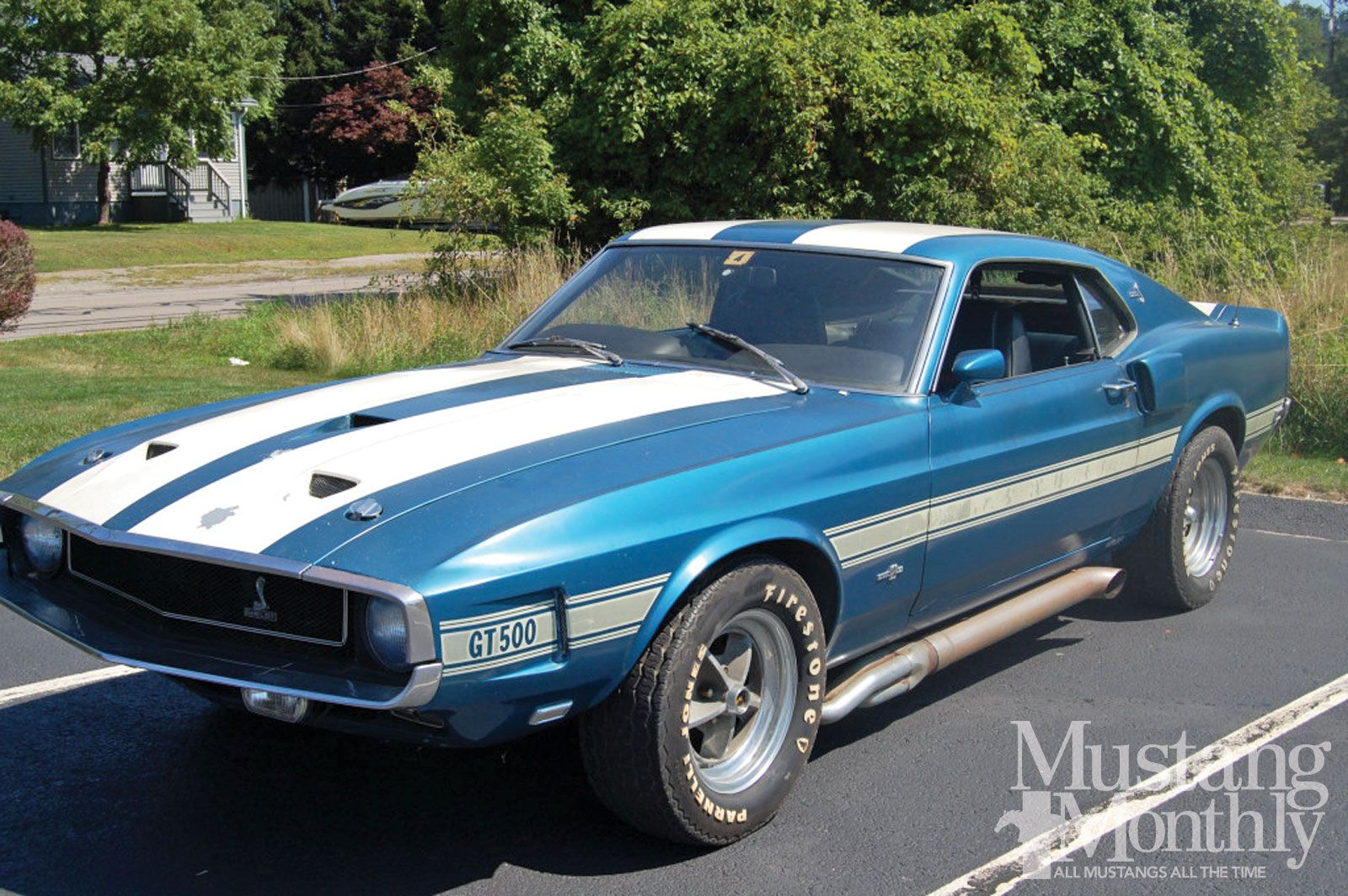 Shelby Mustang 1969 Gt500 44g4fbrl Top Car Wallpaper Shelby