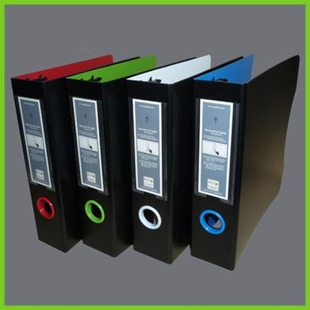 mini binder for 5 12 x 8 12 inch documents
