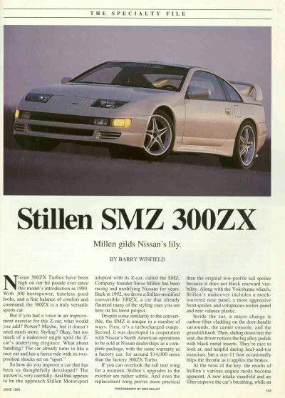 Stillen 300ZX