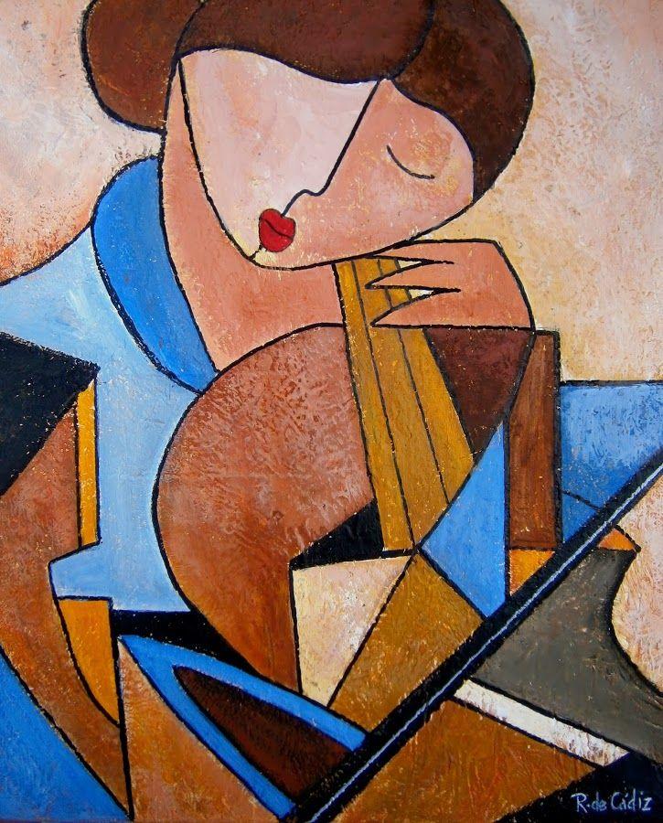 Resultado De Imagen Para Pintura Cubista Facil Pintura Lv Arte
