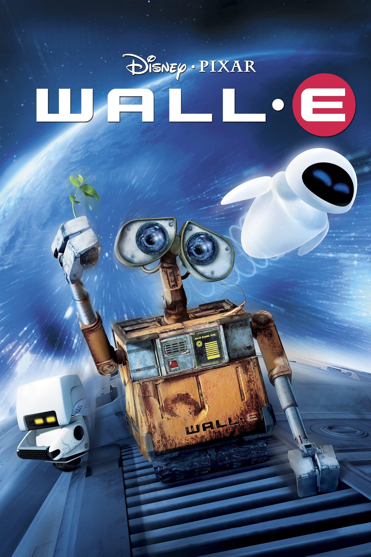 Wall E 2008 Wall E Movie Animated Movie Posters Wall E