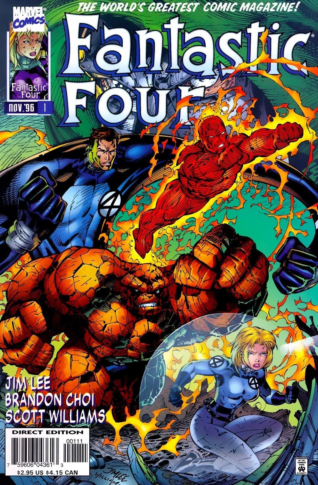 Fantastic Four #199-8.0? 1978