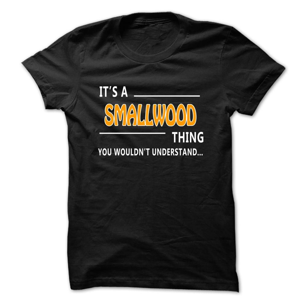 Smallwood thing understand ST421