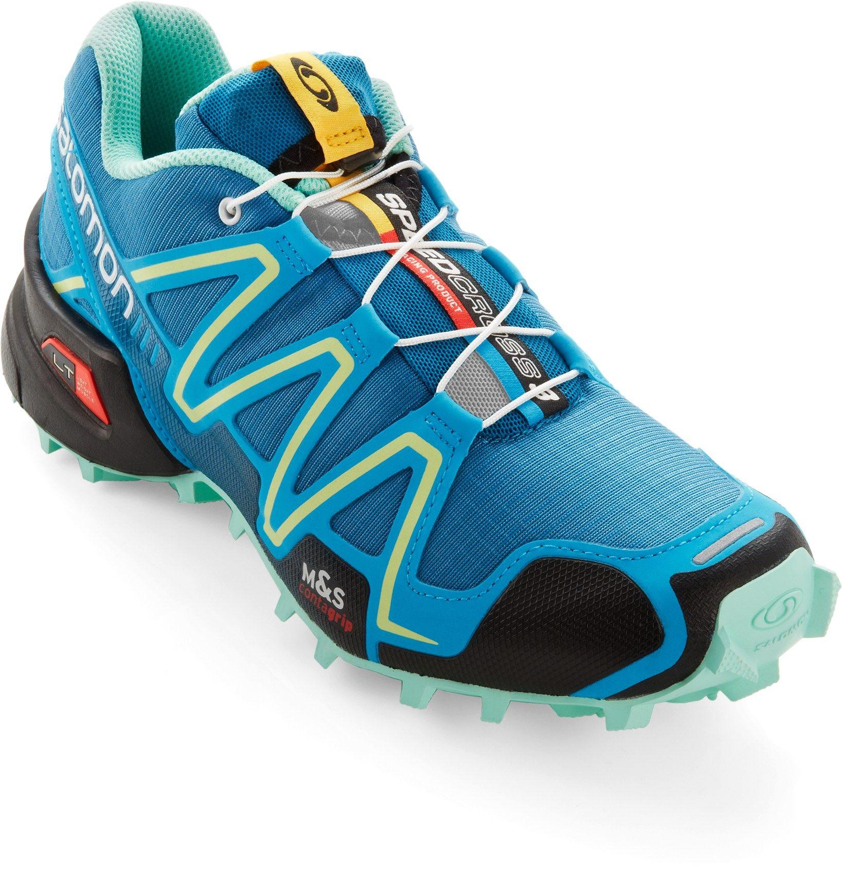 competitive price 5253e 79098 Salomon Speedcross 3 Trail-Running Shoes - Women s - REI.com   Outdoors +  Gear   Pinterest   Trail running shoes, Running shoes and Running